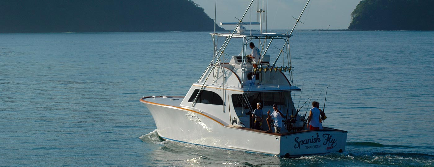 Fishing packages costa rica dream makers for Costa rica fishing packages